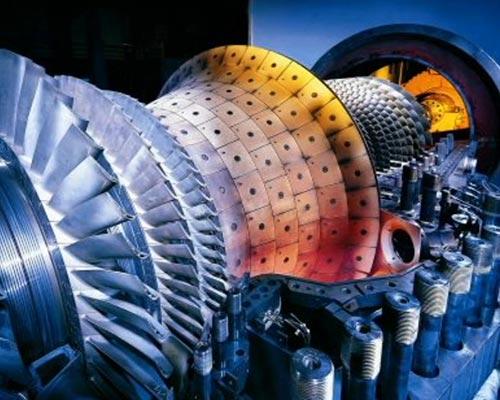Die AWB Gruppe stellt hochhtzefeste Gasturbinenteile für die Energiebranche her