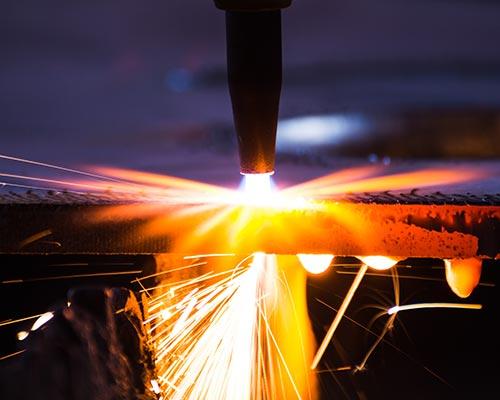Das MTC Metal Technology Centre produziert sehr große und komplexe Schweißkonstruktionen
