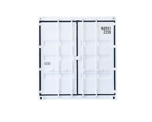 MRO Container geschlossen - AWB Lampertheim