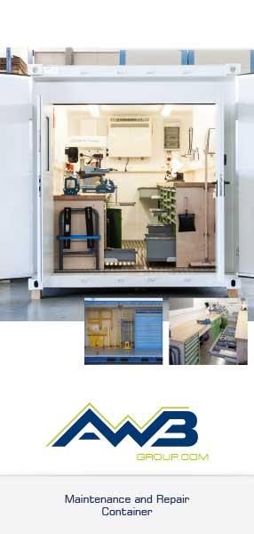 AWB Maintenance- und Repair- Container